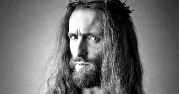 Суровый Иисус