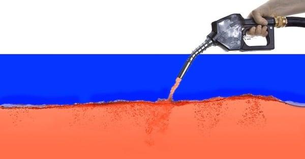 Приключения бензина в России