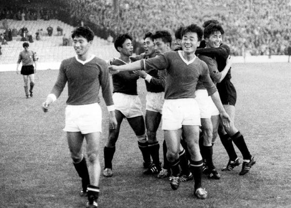 сборная Северной Кореи по футболу 1966