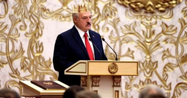Инаугурация Лукашенко 2020