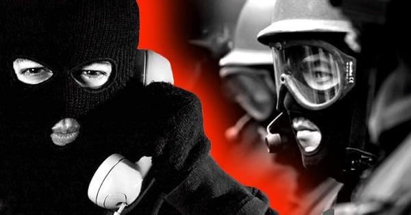 Блокировка Телеграм в России, терроризм