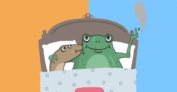 Между жабой и гадюкой